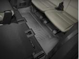 Коврики WEATHERTECH для Hyundai SANTA FE GRAND 3-ий ряд, цвет черный