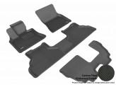 """Коврики """"3D MAXpider"""" для BMW X5, цвет черный"""