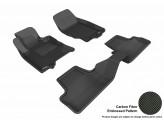 Коврики 3D MAXpider для Infiniti EX, цвет черный