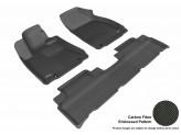 """Комплект ковриков в салон """"3D MAXpider"""", цвет черный (можно заказать бежевые и серые)** 2013-, изображение 2"""