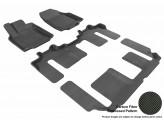 """Коврики """"3D MAXpider"""" для Mazda CX 9, цвет черный"""