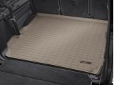 Коврик багажника WEATHERTECH для Land Rover Discovery IV, цвет бежевый