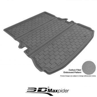 """Коврик багажника """"3D MAXpider"""" для Ford Explorer, цвет серый (можно заказать бежевый и черный)"""