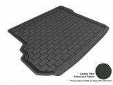 """Коврик багажника """"3D MAXpider"""" для Mercedes-Benz GLK , цвет черный"""