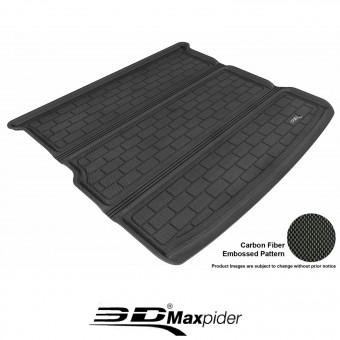 """Коврик багажника """"3D MAXpider"""" для Mercedes-Benz M-class W166, цвет черный (можно заказать бежевый и серый)"""