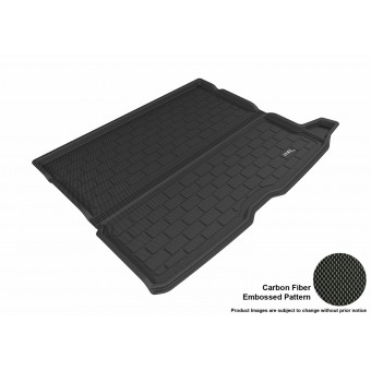 """Коврик багажника """"3D MAXpider"""" для Mercedes-Benz GLC (X205), цвет черный"""
