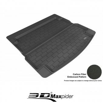 """Коврик багажника """"3D MAXpider"""" для Porsche Macan, цвет черный (фото не соответствует,можно заказать бежевый и серый)"""