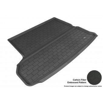 """Коврик багажника """"3D MAXpider"""" для Toyota Highlander, цвет черный (для 2-х рядов сидений, фото не соответствует, можно заказать бежевый и серый)"""