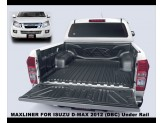 Вкладыш для Isuzu D-MAX в кузов пластиковая под борта