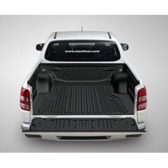 Вкладыш для Mitsubishi L200 в кузов пластиковая для двойной кабины под борта