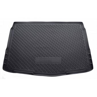 Коврик багажника NORPLAST резиновый (полиуретан) для Nissan Qashqai