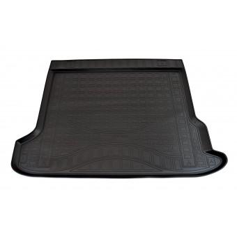 Коврик багажника NORPLAST резиновый (полиуретан) для Toyota LC-150 Prado (для 5-ти местного) с 2017 г.-