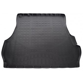 Коврик багажника NORPLAST резиновый (полиуретан) для Toyota Landcruiser 200 (для 5-ти местного) с 2012 г.-