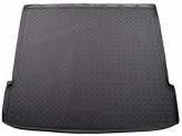 Коврик багажника NORPLAST резиновый для Kia Mohave для 5-ти местного