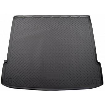Коврик багажника NORPLAST резиновый (полиуретан) для Kia Mohave для 5-ти местного