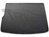 Коврик багажника NORPLAST резиновый для Volkswagen Touareg,