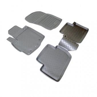 Коврики NORPLAST резиновые (полиуретан) для Peugeot 4007