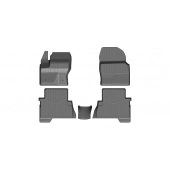 "Коврики в салон для Ford Kuga, резиновые ""3D PREMIUM"""