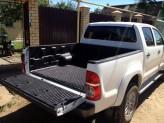 Вкладыш с бортом для JAC T6 в кузов для а/м с двойной кабины