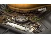 Коврики Husky liners для Cadillac Escalade ESV 3-го ряда в салон WeatherBeater™, цвет бежевый, изображение 4