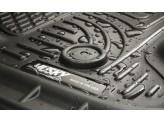 Коврики Husky liners для Cadillac Escalade ESV 3-го ряда в салон WeatherBeater™, цвет бежевый, изображение 3