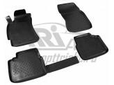 Коврики NORPLAST резиновые для Subaru Forester, цвет черный