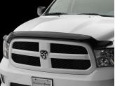 Дефлектор капота WEATHERTECH для Dodge Ram 1500, темный