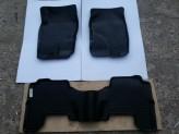 Коврики Husky liners для Nissan Pathfinder «Classic Style», цвет черный