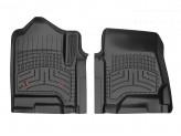 Коврики WEATHERTECH для Cadillac Escalade, цвет бежевый, изображение 2
