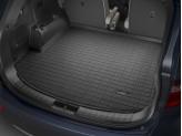 Коврик багажника WEATHERTECH для Hyundai SANTA FE GRAND, цвет черный
