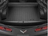 Коврик багажника WEATHERTECH для Chevrolet Corvette, цвет черный
