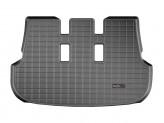 Коврик багажника WEATHERTECH для Toyota Fortuner, цвет черный
