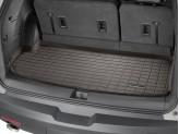 Коврик багажника WEATHERTECH для Chevrolet Traverse, цвет коричневый