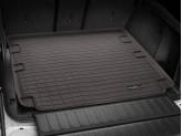 Коврик багажника WEATHERTECH для Audi Q8, цвет коричневый
