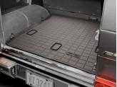 Коврик багажника WEATHERTECH для  Mercedes-Benz G-class 463 , цвет COCOA