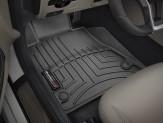 Комплект передних ковриков в салон, цвет черный