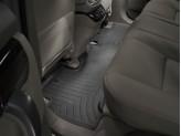 Коврики WEATHERTECH для Acura MDX задние, цвет черный