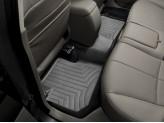 Коврики WEATHERTECH задние для Subaru Impreza WRX , цвет черный