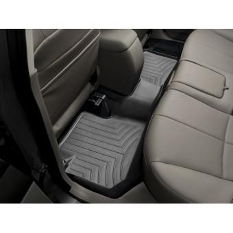 Коврики WEATHERTECH задние для Subaru Impreza WRX , цвет черный (2008-2014)