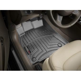Коврики WEATHERTECH передние для Audi A4, цвет черный