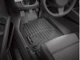 Коврики WEATHERTECH для Porsche 911, цвет черный ***