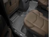 Коврики WEATHERTECH для Cadillac Escalade ESV, 2-ой ряд, цвет черный