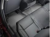 Коврики WEATHERTECH для Toyota TUNDRA задние, цвет черный Double Cab