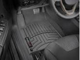Коврики WEATHERTECH передние для Jeep Cherokee, цвет черный