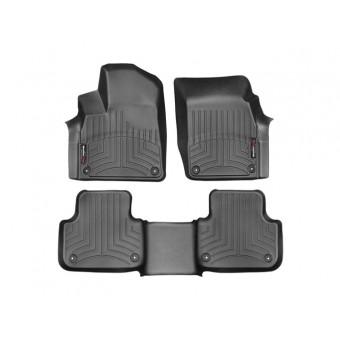 Коврики WEATHERTECH для Audi Q8, цвет черный