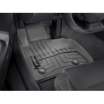 Коврики WEATHERTECH для Chevrolet Camaro, цвет черный (2016-)
