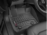 Коврики WEATHERTECH для Seat Ibiza передние, цвет черный