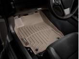 Коврики WEATHERTECH для Toyota Camry передние, цвет бежевый