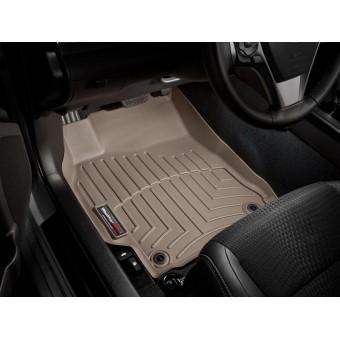 Коврики WEATHERTECH для Toyota Camry передние, цвет бежевый (2012-2015)