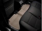 Коврики WEATHERTECH для Toyota Camry задние, цвет бежевый